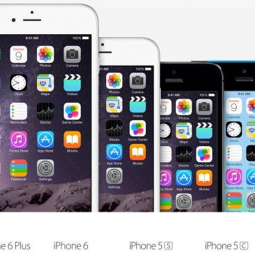 Apple apostaría de nuevo por las 4″. Rumor para 2015.
