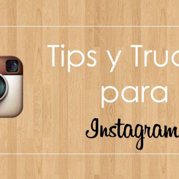 Tips y Trucos Para Instagram