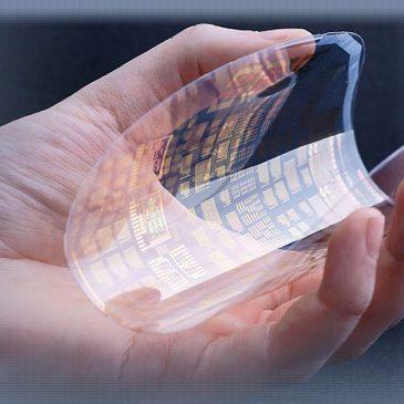 El móvil del futuro será flexible, transparente y con pantalla autorreparable