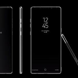 Samsung Galaxy Note 8: el nuevo éxito de la compañía surcoreana.