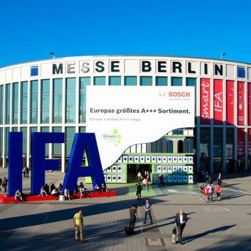 La feria de Berlin, sorprende con nuevos gadgets
