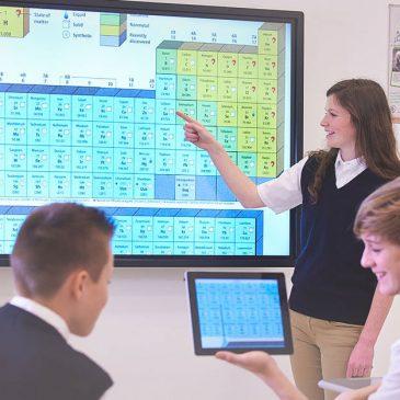 La tecnología mejora la educación