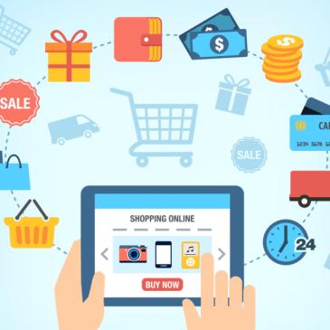 La mitad de los españoles utilizamos el móvil para comprar online