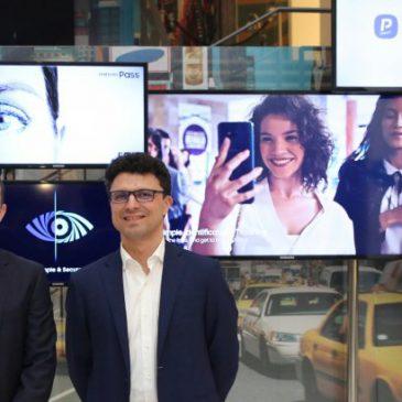 BBVA y Samsung implementan la autentificación biométrica