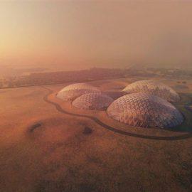 Dubái imprimirá en 3D una ciudad con arena del desierto
