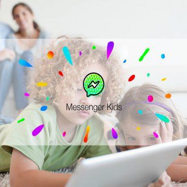Messenger Kids, la aplicación de control parental de Facebook