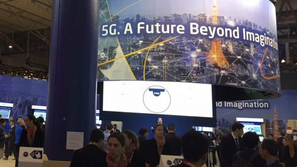 Lo último en tecnología biométrica en el Mobile World Congress 2018