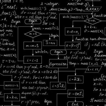 Algoritmos: la lógica del mundo tecnológico