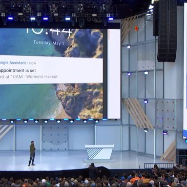 Google Duplex: el asesor que realiza tus tareas diarias, reserva tus citas y redacta tus emails.