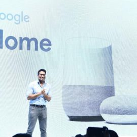 Google Home, la inteligencia artificial para el hogar